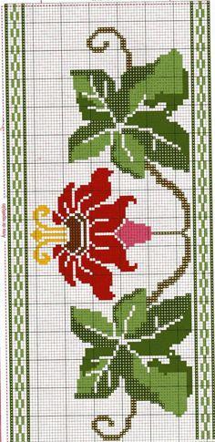 Kanaviçe motifleri