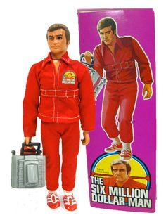Six Million Dollar Man additionally Six Million Dollar Man moreover Six Million Dollar Man together with Carsten Madsen Viborg as well Vintage Action Figures Not Gi Joe Or Action Man. on oscar goldman action figure