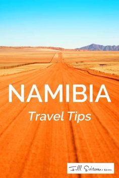 Namibia travel tips Namibia Travel, Africa Travel, Travel Advice, Travel Guides, Travel Tips, Travel Hacks, Travel Goals, Africa Destinations, Holiday Destinations