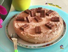 Torta fredda kinder