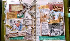 Taller Creativo Xinia Quesada Smashbook: Hablando de Libros #OleadaRetro