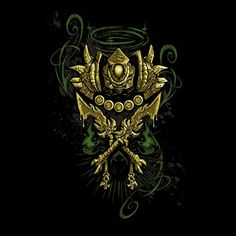 World of Warcraft Rogue Legendary Class Premium Tee
