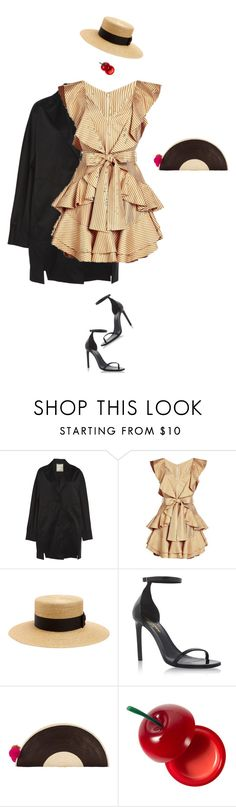 """""""IT!"""" by maria-laura-correa-da-silva ❤ liked on Polyvore featuring Marco de Vincenzo, Zimmermann, Gucci, Yves Saint Laurent, Sophie Anderson and TONYMOLY"""