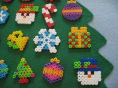 Perler bead ornament ideas