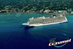 Arriving by cruise in Cozumel? #ncl #cruisenorwegian #cruise #cozumel Find all cruise info here: https://flycozumel.com/cozumel-cruise-ships/