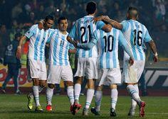Blog Esportivo do Suíço:  Além de título, Argentina pode virar 'melhor do mundo' no sábado