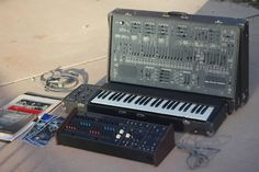MATRIXSYNTH: ARP 2600 Vintage Analog Synthesizer Synth with Seq...