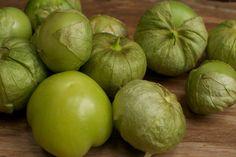 Tomatillo Verde -- started in my aerogarden indoors 24 Feb 2012