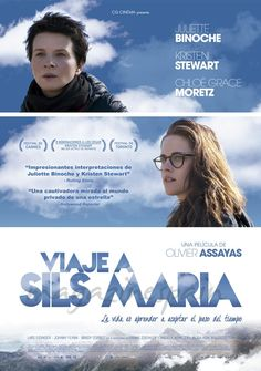Drama. Junio 2017. Viaje a Sils Maria (2014, Francia). Dir.: Oliver Assayas.