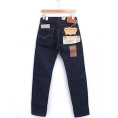 Levi's Vintage Clothing 1954 501 Jeans #fashion #apparel