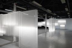 Trajectories Exhibition Design