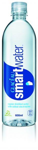 Coca-Cola Great Britain to launch Glacéau Smartwater