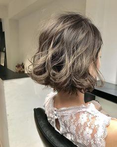 Ash Brown Hair, Brown Hair With Highlights, Medium Hair Styles, Natural Hair Styles, Short Hair Styles, Crazy Hair, Layered Hair, Hair Dos, Short Hair Cuts