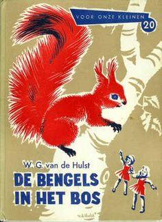 De bengels in het bos | W.G. van de Hulst