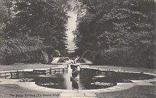 The Water Gardens, Buscot Park, Nr FARINGDON, Oxfordshire