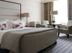 Dublin-Superior Room at The Westbury Hotel