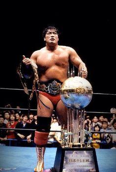 第16代、第19代、第25代王者 小橋健太 Triple Crown Heavyweight Championship AJPW 全日本プロレス