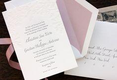 Wedding | Traditional | Oak Tree | Echo Letterpress: Wedding Invitations, Announcements, Greeting Cards, Custom Letterpress