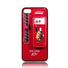 VINTAGE COCA COLA MACHINE 1 iPhone 4 4s  or iPhone 5 case
