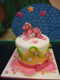 Brooke's 3rd Birthday Cake | Flickr - Photo Sharing! Sweet Treacle