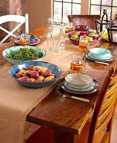 This Rustic Country Melamine Dinnerware captures the weathered beauty of antique ceramics in a more user-friendly material. Each piece has a charming look and i