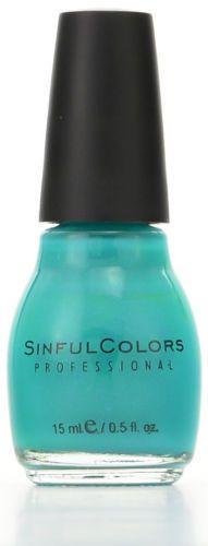 Sinful Colors Nail Enamel Polish #940 RISE AND SHINE #SinfulColors