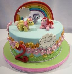 My Little Pony Cake Pictures