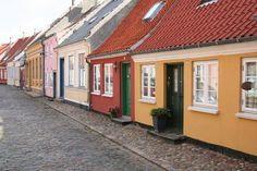 AEroskobing, Denmark - beautiful.