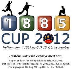 Bygdø Monolitten idrettslag har gleden av å invitere til BMIL 1885.no CUP - høstens vakreste eventyr med ball.