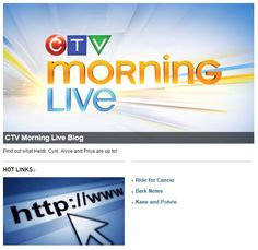 Bark Notes was featured on CTV Atlantic News.