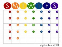 free printable calendars...I use for Mrs. Hupps Class Volunteer Schedule.  You can download and type on it!  LOVE IT!