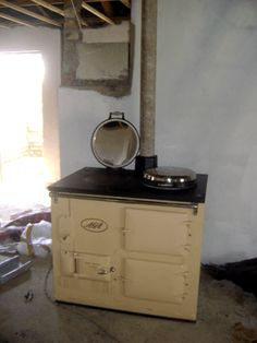Welcome to the home of the AGA Lady