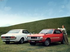 Pictures of Toyota Celica 1600 GT (TA22) 1970–72 (2048 x 1536)