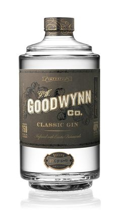 G.W. Goodwynn Gin by Cult Partners