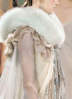SOURCE: CHRISTIAN LACROIX /  Haute Couture