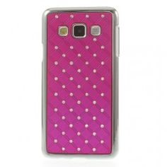 Galaxy A3 hot pink luksus kuoret A3, Galaxies, Hot Pink, Samsung Galaxy, Phone Cases, Phone Case