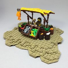 Marketplace stoll | by lego.insomnia