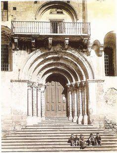 Escadaria da Igreja de S. Tiago Século XIX
