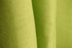 Britex Fabrics -  Midweight Kiwi Lime Linen - New!