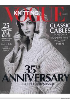 Vogue Knitting Fall 2017 - 编织幸福 - 编织幸福的博客