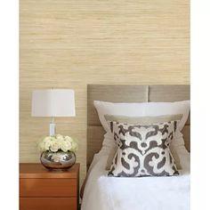 Modern & Contemporary Wallpaper | AllModern Beige Wallpaper, Wallpaper Panels, Striped Wallpaper, Wallpaper Samples, Textured Wallpaper, Contemporary Wallpaper, Traditional Wallpaper, Modern Contemporary, Home Depot