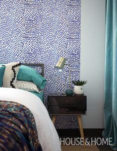 Stylish Dorm Room Decorating Ideas | Photographer:  Jason Stickley