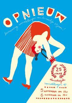 Typographie poster