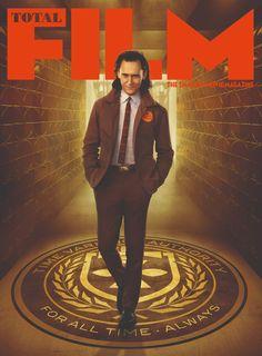 #Loki #TomHiddleston Total Film Magazine Issue 312 (Subscriber Cover) (May 2021) Marvel Comics, Marvel Comic Universe, Loki Marvel, Marvel Cinematic Universe, Comic Superheroes, Tom Hiddleston Loki, Marvel Series, Tv Series, Teaser