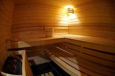 Le sauna, la détente par excellence! #LeGymnasium #Sauna #Bien-être #Réconfort
