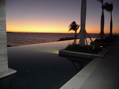 Sun down at Viceroy Anguilla