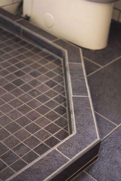 DIY Bathroom Renovation: How to Build a Custom Tiled Shower Pan