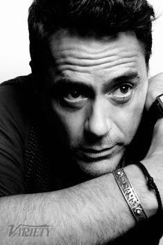Robert Downey Jr., TIFF 2014 portrait by Vanity Fair