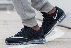 Nike Air Max 2016: Black