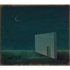 Doorway By Gertrude Abercrombie ,1969